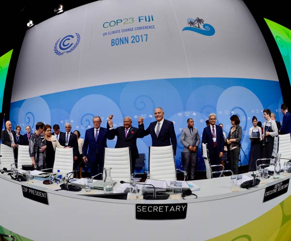 Connect4Climate at COP23
