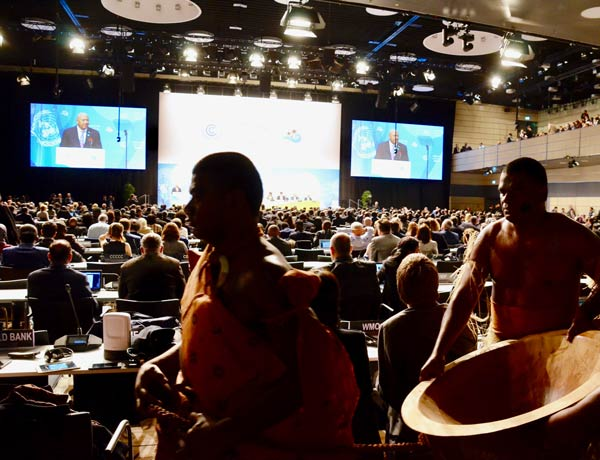 Urgency and Unity central at Fiji-led Climate Conference