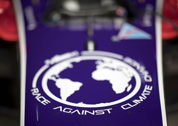 Connect4Climate joins DS Virgin's Race against climate change