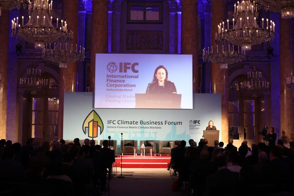 IFC 2018 Climate Business Forum - Day 1 highlights