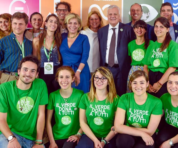 #All4TheGreen: Italy as a leading player