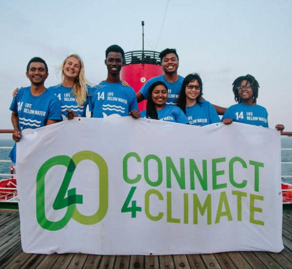 Peace Boat launches a short documentary about the Ocean and Climate Youth Ambassadors Programme