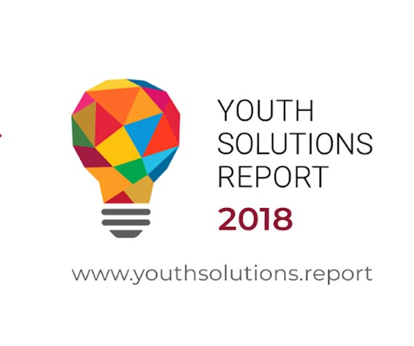 Youth Solutions Report showcases 50 projects to support SDG achievement