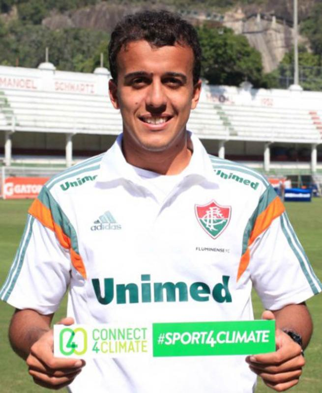 Matheus Carvalho, Forward, Fluminense Football Club