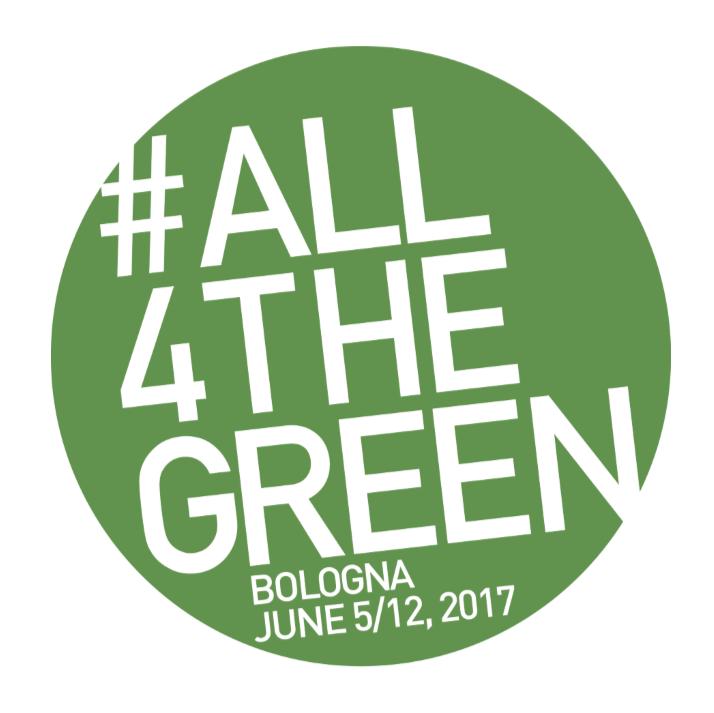 All4TheGreen Logo - English Version
