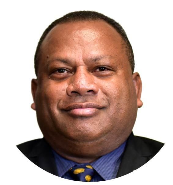 Minister Inia Seruiratu - Fiji
