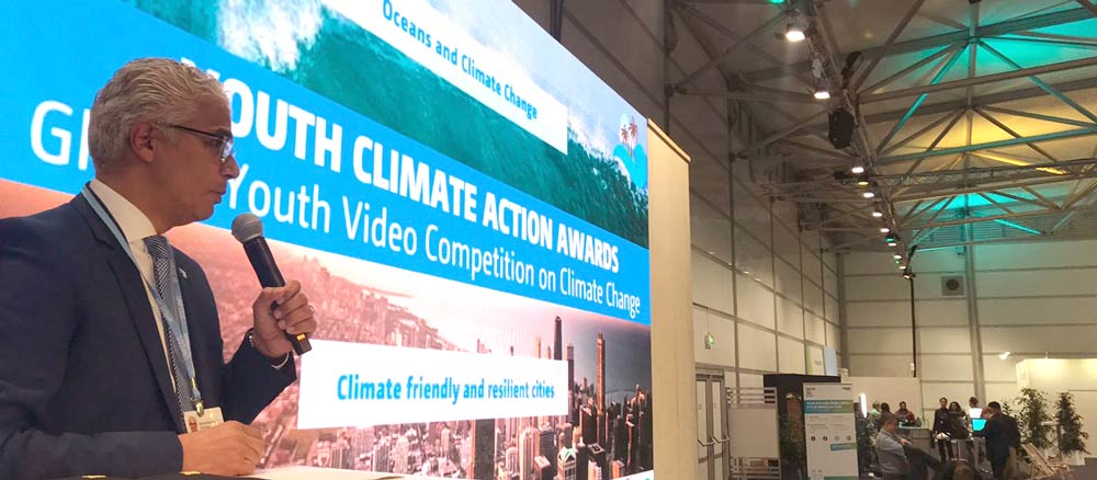 Youth Climate Action Awards COP23 Bonn