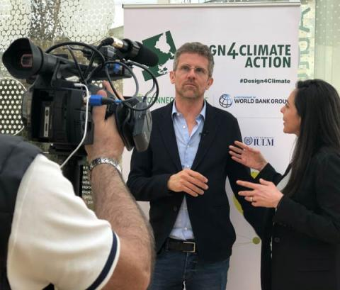 Design4Climate Action at the Milan Design Week – addressing climate change through sustainability in design