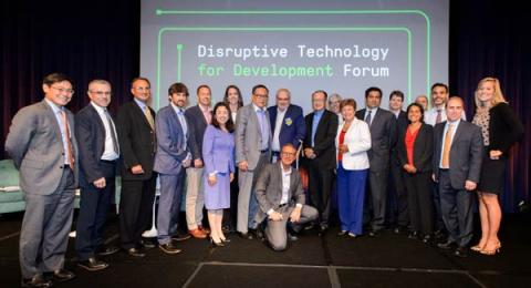 Disruptive Technology for Development: Highlights