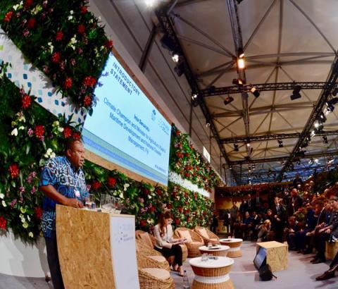 Concrete Climate Action Commitments at COP23