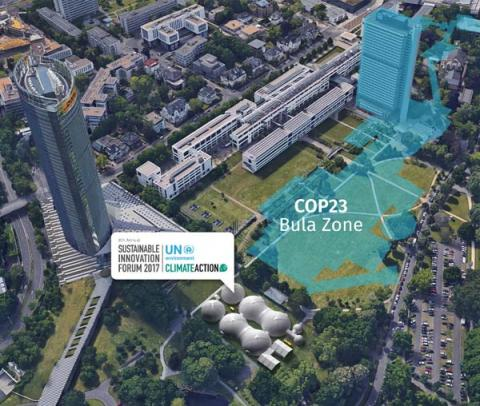 Sustainable Innovation Forum at COP23