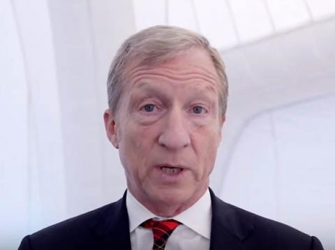 Tom Steyer is Uniting for Climate Action!