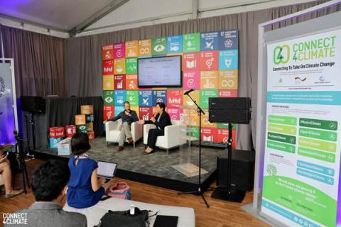 Uniting for Climate Action during UNGA72 and Climate Week in New York