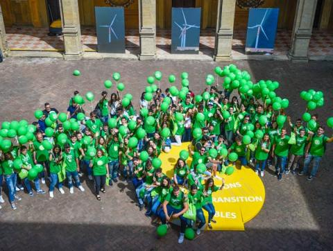 Millions connected to the All4TheGreen week in Bologna supporting an ambitious G7 Environment outcome