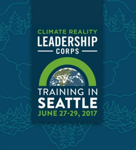 Climate Leadership Training with Al Gore