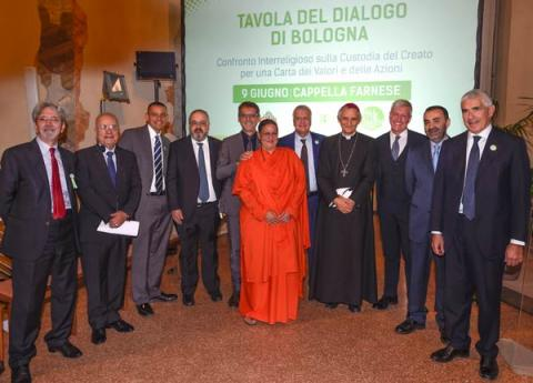 Faith leaders unite on a shared agreement on protecting the Planet on the eve of the G7 Environment