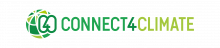 Connect4Climate Logo: Main Version
