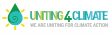 Uniting4Climate Campaign Logo
