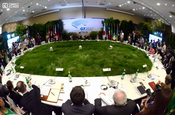 G7 throws weight behind sustainable finance movement